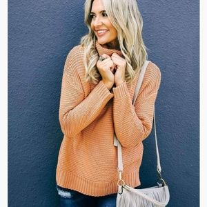 Perfect Knit Turtleneck Sweater